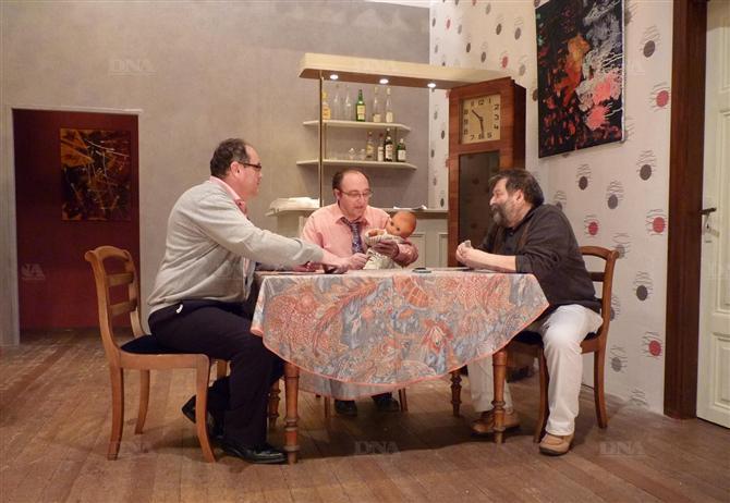 Photo DNA Théâtre Saint Antoine Colmar